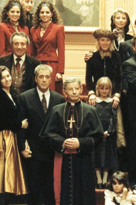 Фрэнсис Форд Коппола выпустит режиссерскую версию «Крестного отца 3» с альтернативным финалом