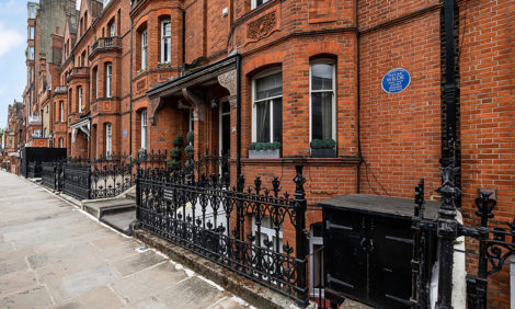 Лондонский дом Оскара Уайльда ждет новых владельцев