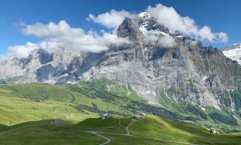 #PostaTravelNotes: Екатерина Земцова— окемпинге вШвейцарских Альпах изолотых правилах юного альпиниста
