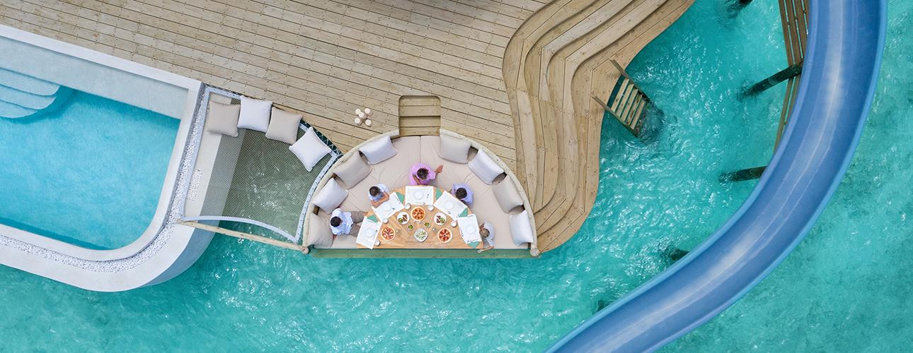 Путешествия после пандемии: мальдивский курорт Soneva Fushi представляет самые большие в мире виллы на воде
