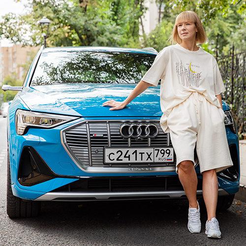 """<div class=""""h1_94065"""">Гид по&nbsp;eco-living на&nbsp;Posta-Magazine при поддержке Audi e-tron <br><br><div class=""""h1_94065_b"""">Дизайнер Вика Газинская&nbsp;&mdash; о&nbsp;том, что такое sustainability и&nbsp;почему это по-настоящему важно</div></div>"""
