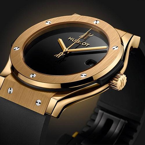 Часы&Караты: Hublot отметил свое 40-летие выпуском обновленной модели классических часов