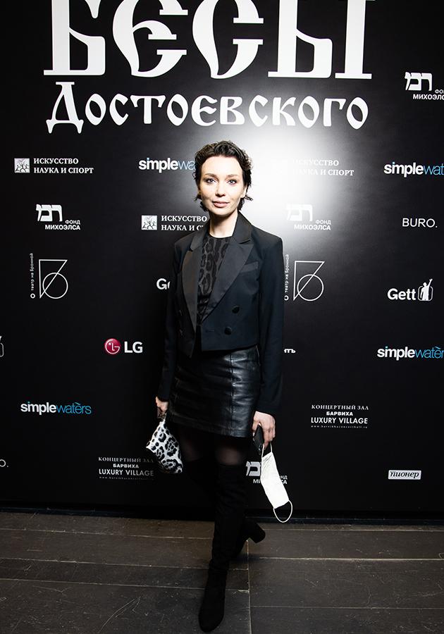 Евгения Милова