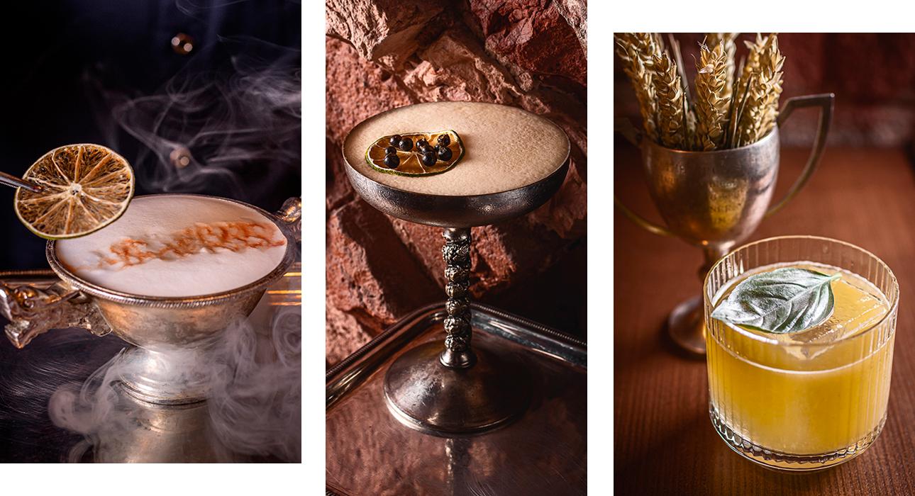 Kultura Bar: новое меню