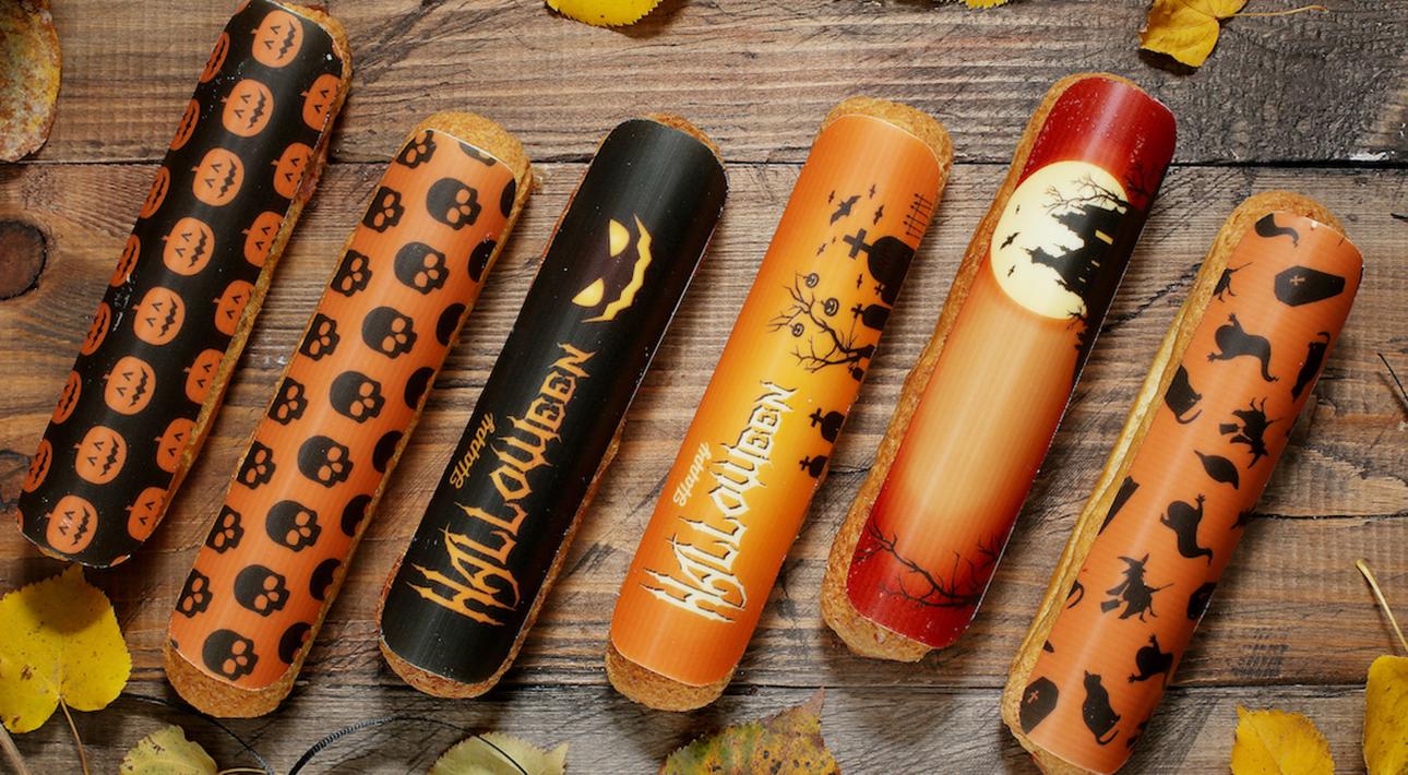 Кондитерская «Любовь и сладости»: тематическая коллекция к Хэллоуину