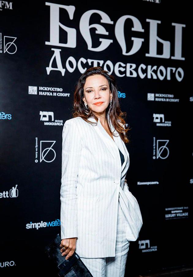 Ирина Чайковская
