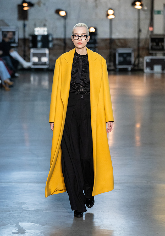 Made in Russia: новая коллекция Chapurin — универсальный гардероб на все времена