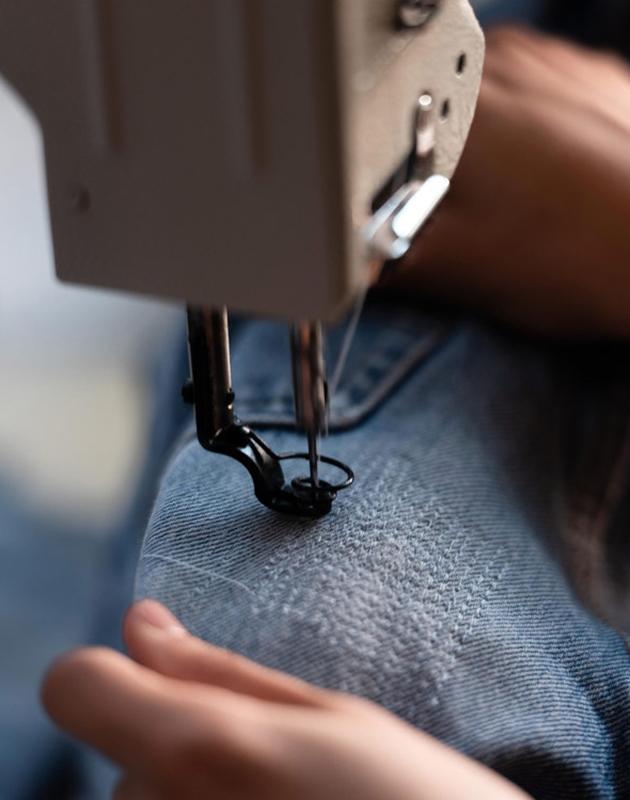 Levi's организует ресейл старых джинсов и одежды из денима