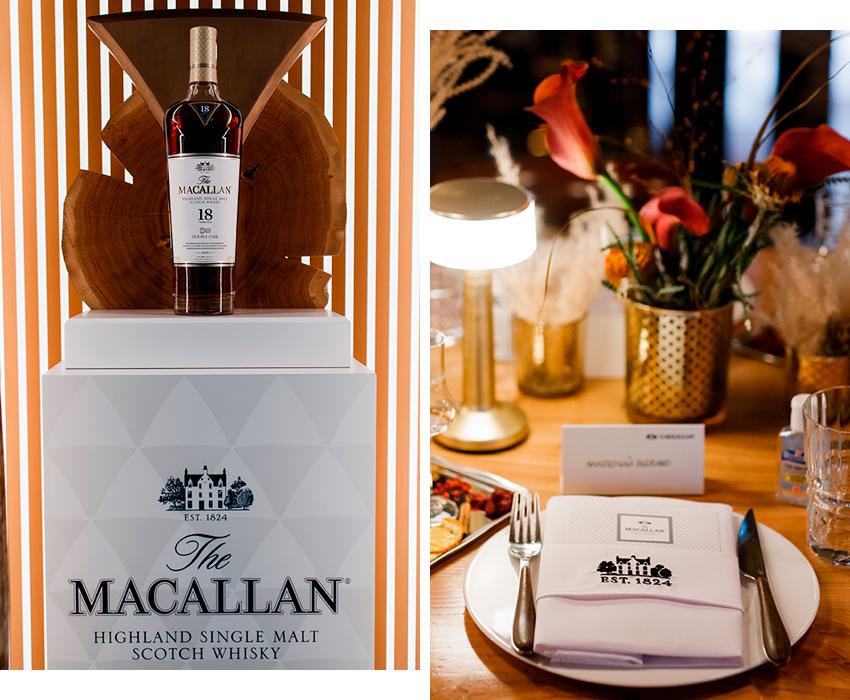 Торжественное открытие эксклюзивного бутика The Macallan в Москве