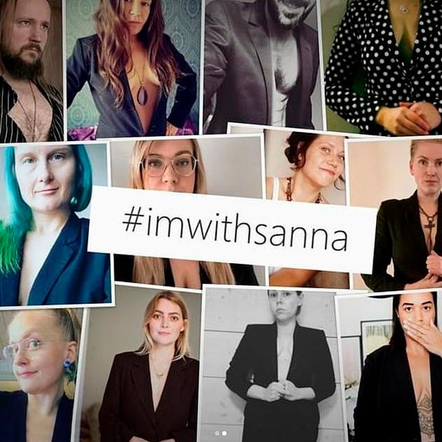 Что не так с пиджаком Санны Марин, премьер-министра Финляндии?