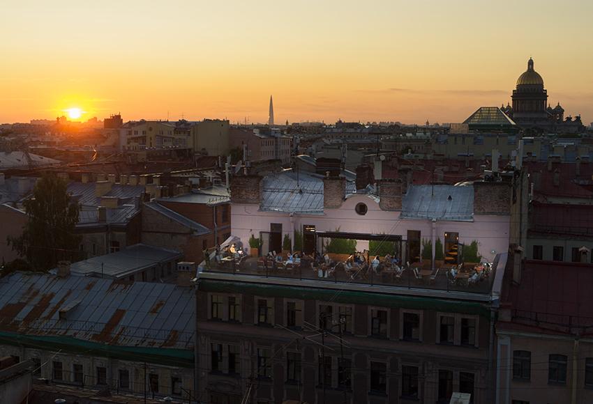 Dead Poets Rooftop