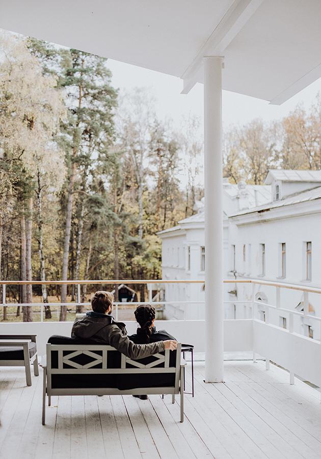 Литературное чаепитие в Переделкино с Евгением Гришковцом, посвященное проблемам детей с дислексией