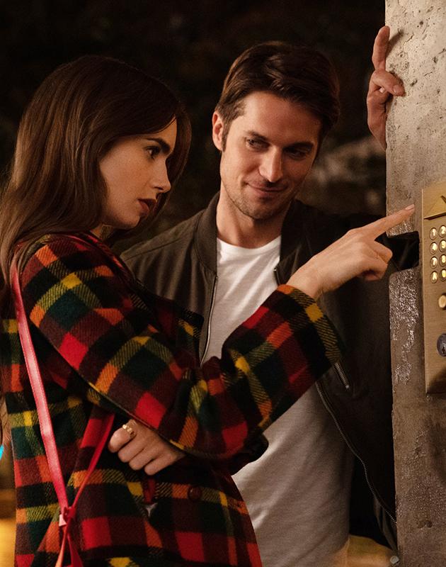 Сериал «Эмили в Париже» от Netflix