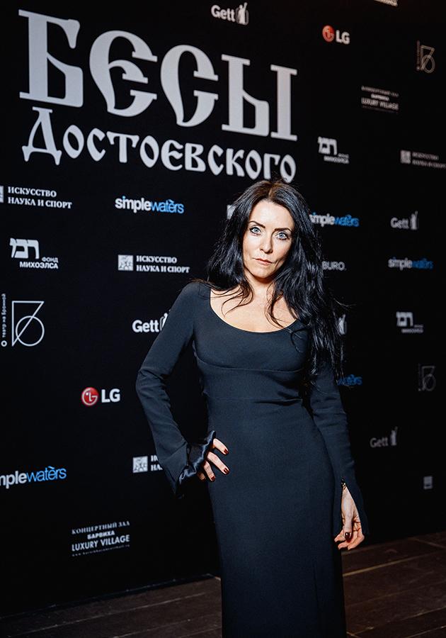 Светлана Доля, генеральный продюсер спектакля