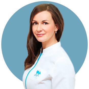 Светлана Васильевна Смирнова (Сухолейстер), врач-офтальмолог сети клиник «Семейный доктор»