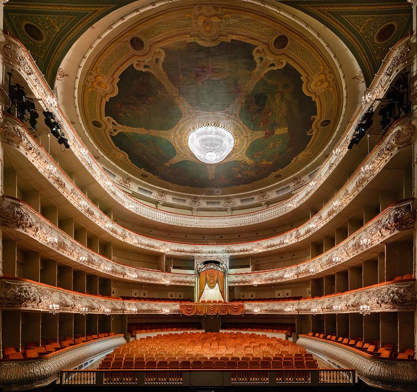 Открытие сезона в Михайловском театре