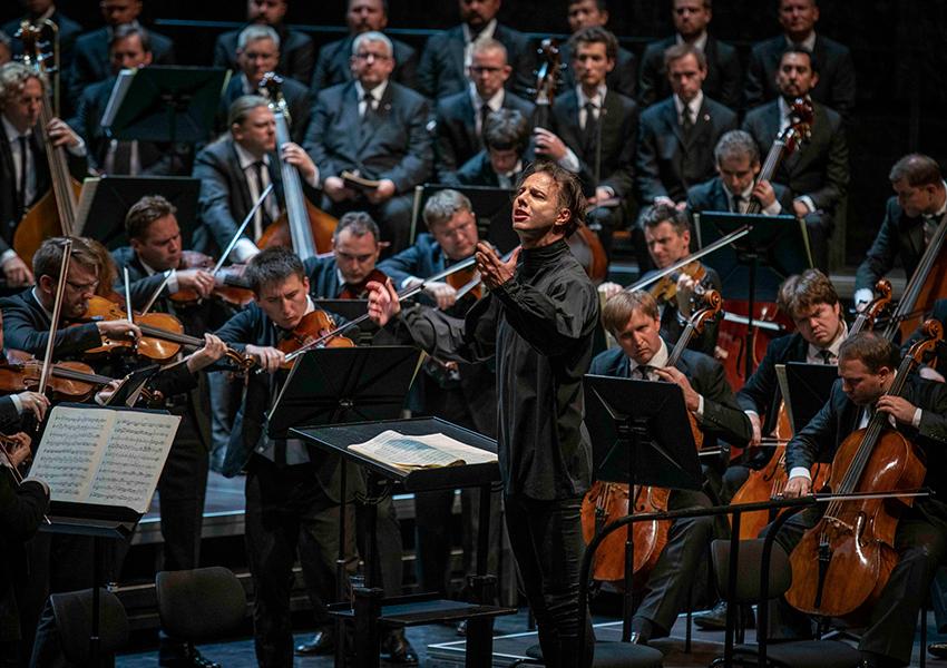 Концерт оркестра musicAeterna с Теодором Курентзисом