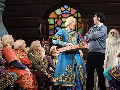 Опера «Садко» в постановке Дмитрия Чернякова