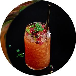 Sixty: коктейль с сюрпризом