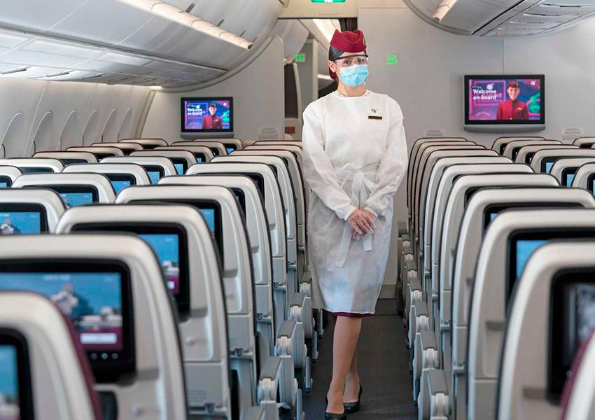 Qatar Airways и IATA заявляют: воздушные путешествия безопасны