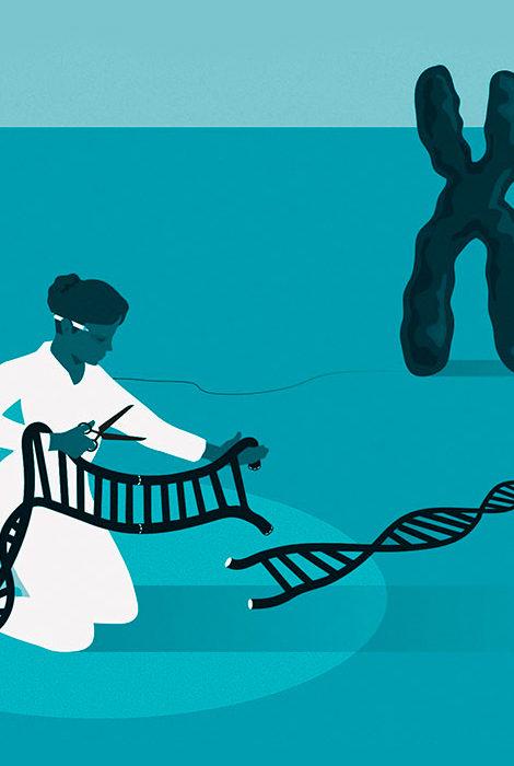 Нобелевскую премию по химии получили француженка Эмманюэль Шарпантье и американка Дженнифер Дудна