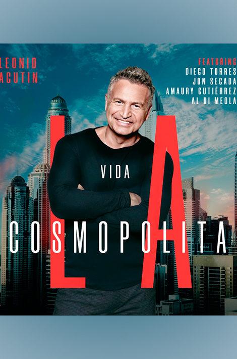Леонид Агутин представил свой альбом La Vida Cosmopolita на премию Grammy