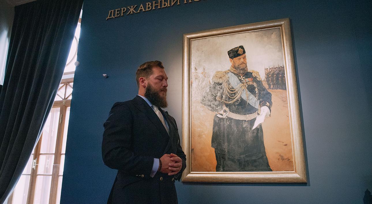 Связь времен: украшения AXENOFF Jewellery на выставке, посвященной Александру III