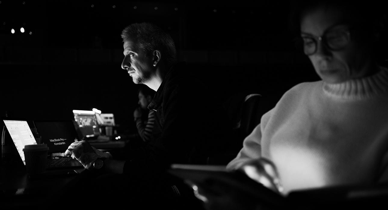 Премьера спектакля Константина Богомолова «Бесы» по роману Ф.М. Достоевского