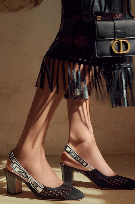 Style Notes: новые туфли Dior & Moi