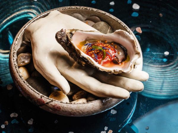 Едим не дома: белый трюфель в Regent by Rico, «Зеленое меню» в Buro.Tsum и сезон мидий в Scrocchiarella
