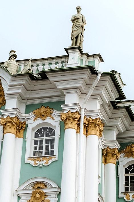 Питер Weekly: выставка в Мариинском, свадебная фотосессия в Эрмитаже и пицца от Игоря Гришечкина