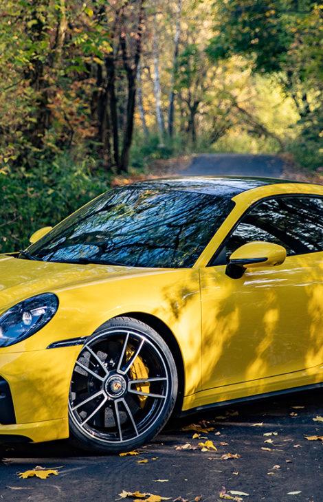 Авто с Яном Коомансом: Porsche <nobr>911 Turbo S</nobr> — Давид становится Голиафом