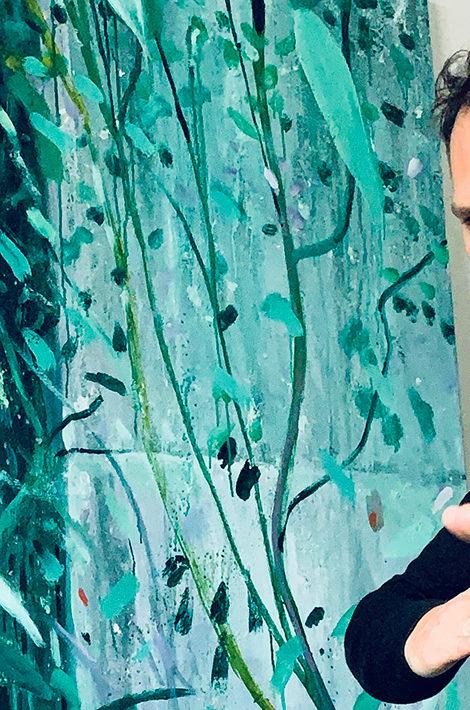 Открытие персональной выставки Саввы Савельева в «Мастерских Рихтера» 29 октября