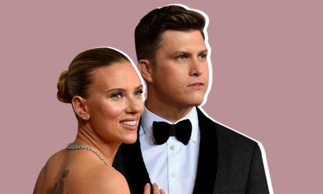 Пара недели: Скарлетт Йоханссон и Колин Джост тайно поженились