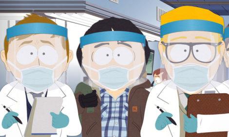 Пандемия в Южном Парке: новый эпизод культового мультсериала установил рекорд по просмотрам