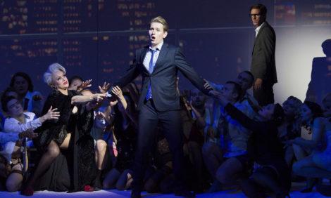 #ЧтоСмотретьОнлайн: 16 октября обсуждаем оперу «Похождения повесы» в Музыкальном клубе Театра Станиславского
