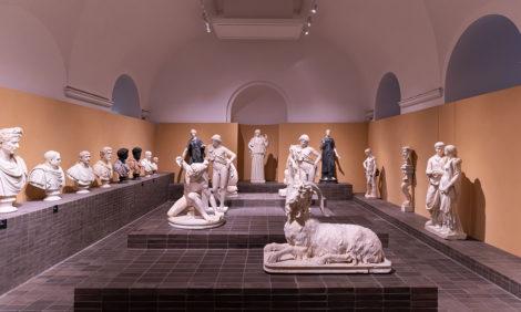 В Риме при поддержке Bvlgari открылась выставка «Мрамор Торлонии. Собрание Шедевров»