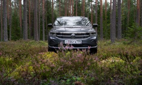 Путешествия по России: открываем Карелию заново вместе с Volkswagen Polo