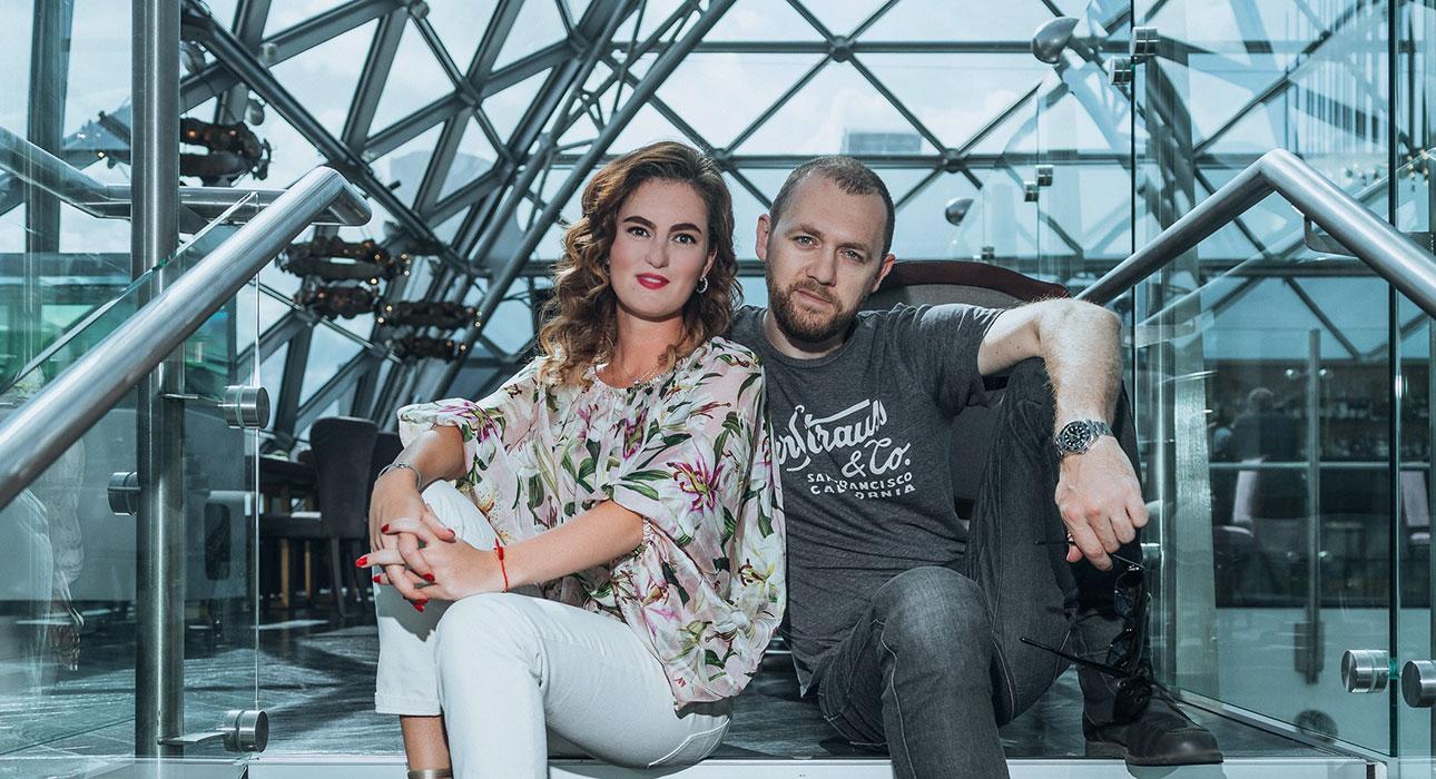 Рената Пиотровски и Денис Шведов
