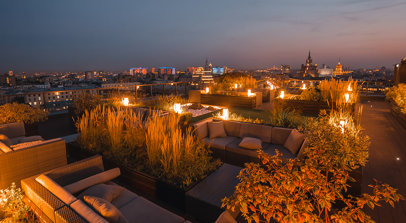 «Сады Пекина»