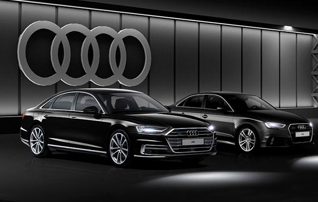 «Черная пятница» c Audi: бонусы при покупке — только 27 ноября
