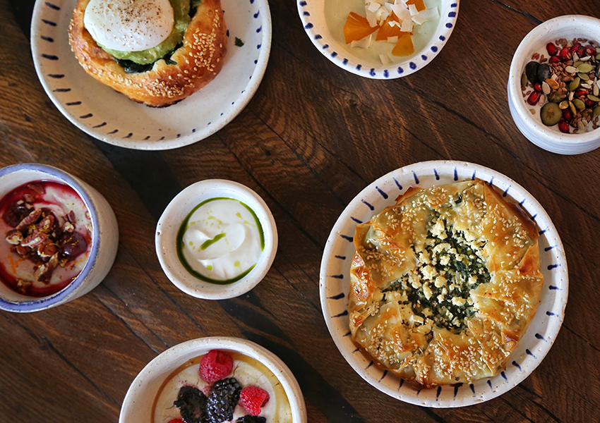 Eva: новое меню завтраков
