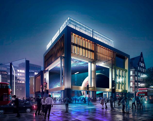 #PostaКультура: оперу Марины Абрамович покажут на огромном цифровом «холсте»