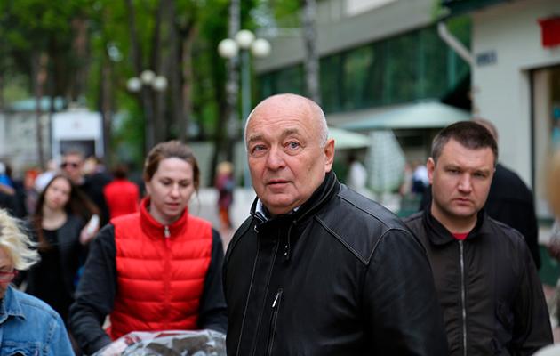 В возрасте 73 лет ушел из жизни Борис Александров