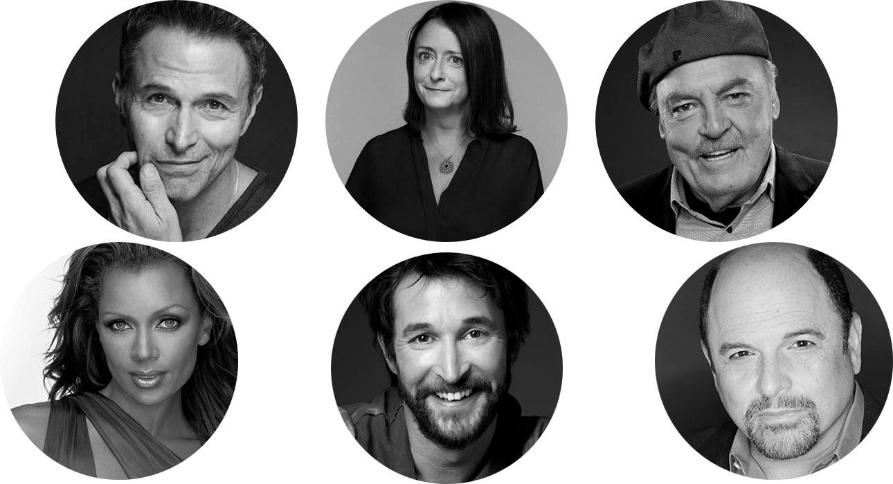 Американские актеры записали первый англоязычный аудиоальбом с рассказами Александра Цыпкина