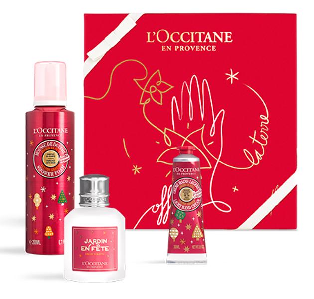 Скидка до 50% в салонах и онлайн-магазине L'Occitane