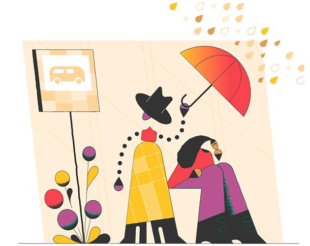 «Позовите Галю!»: как работает сервис защиты женщин от нежелательного внимания