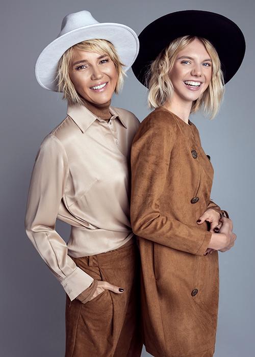 бренд женской одежды Paola Ray представляет фотопроект «Дочки-Матери»