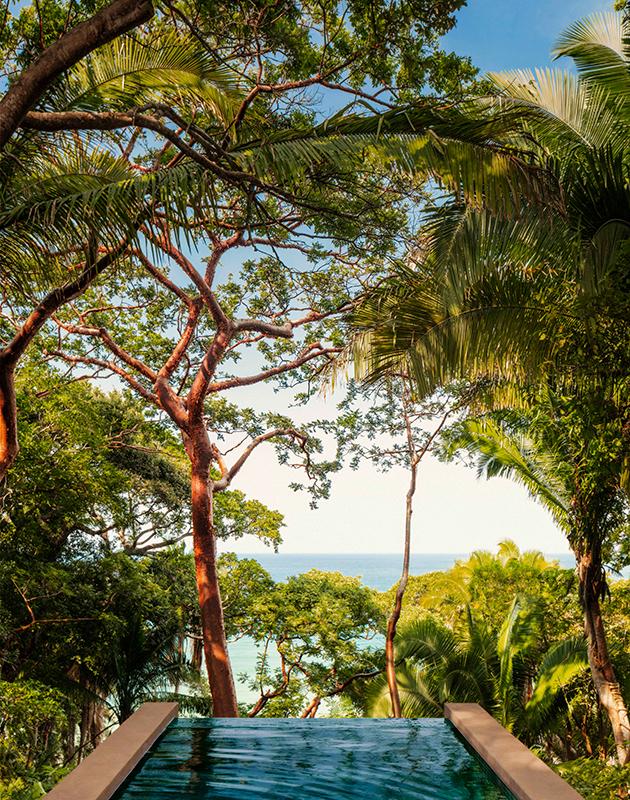 Новый отель: One&Only Mandarina на тихоокеанском побережье Ривьера-Наярит в Мексике