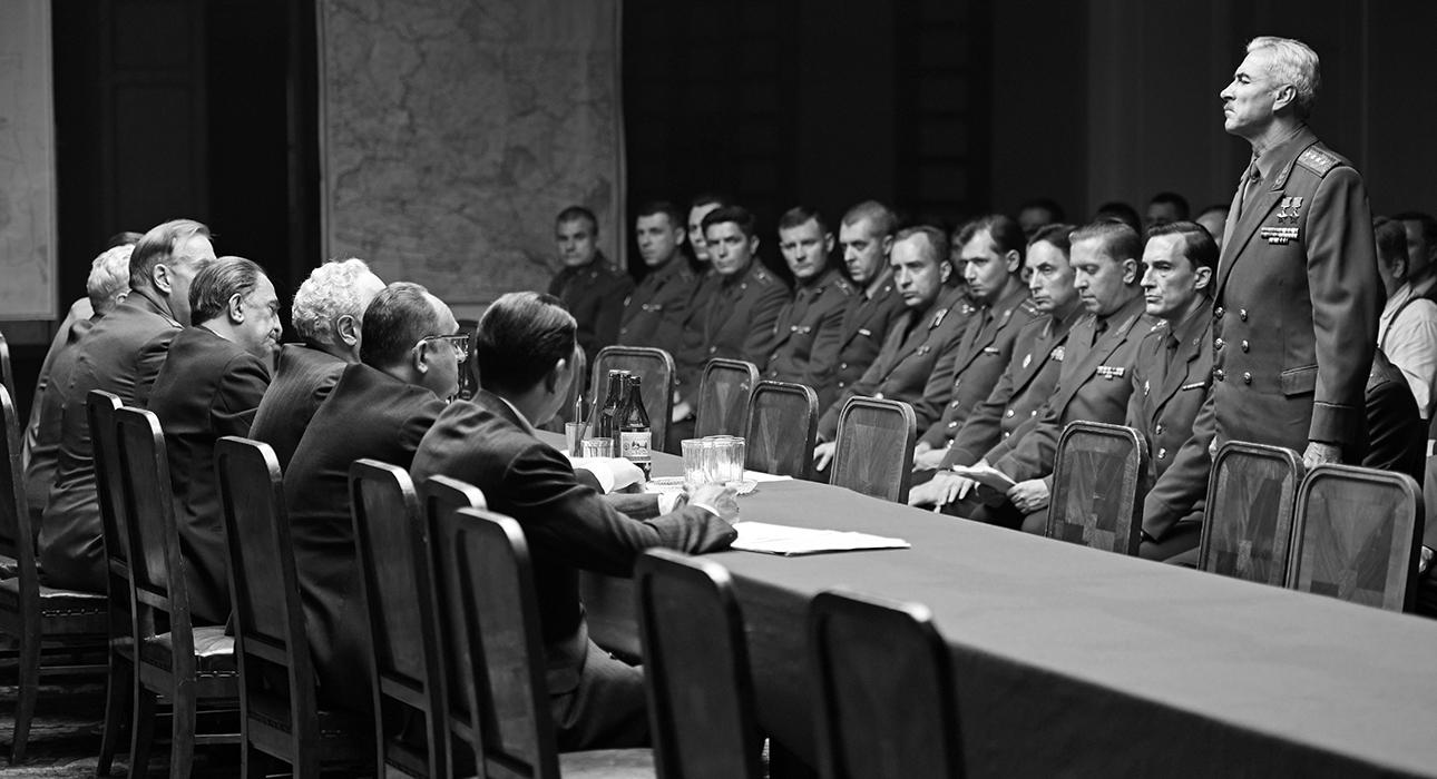 Фильм Андрея Кончаловского «Дорогие товарищи!» выдвинут от России на соискание премии «Оскар»